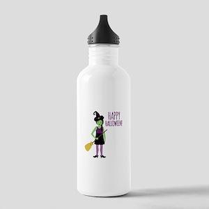 Happy Halloween! Water Bottle