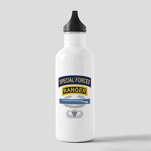 SF Ranger CIB Airborne Stainless Water Bottle 1.0L