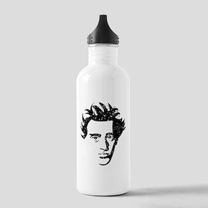 Søren Aabye Kierkegaard Stainless Water Bottle 1.0
