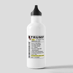 Trump Prescription For Stainless Water Bottle 1.0L