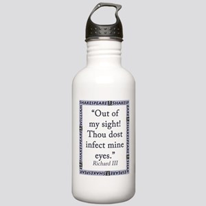 Out Of My Sight Water Bottle