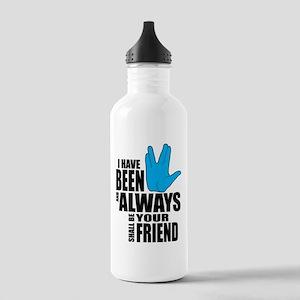 Spock Friend Stainless Water Bottle 1.0L