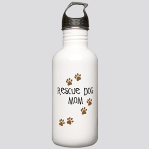 Rescue Dog Mom Stainless Water Bottle 1.0L