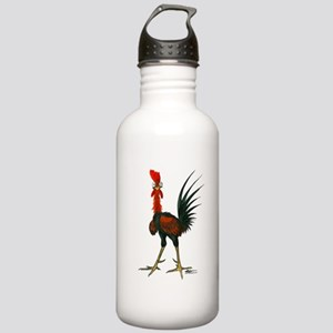 Crazy Rooster Water Bottle