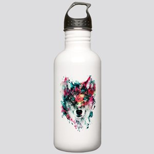 Wolf Stainless Water Bottle 1.0L
