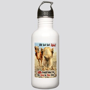 What did You Step In? Stainless Water Bottle 1.0L