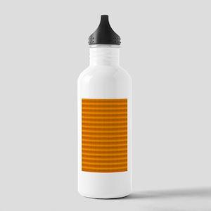 Pattern beige 116 Water Bottle