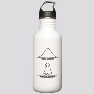 Normal vs Paranormal Distribution Water Bottle