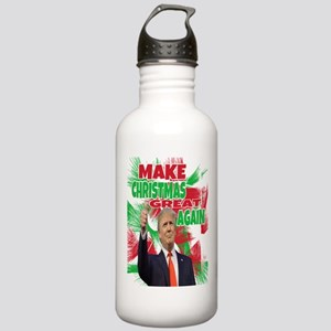 MAKE CHRISTMAS GREAT A Stainless Water Bottle 1.0L