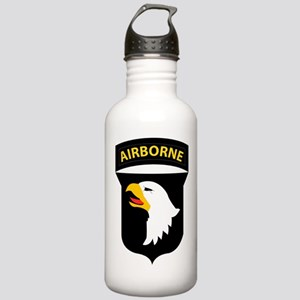 101st Airborne Divisio Stainless Water Bottle 1.0L