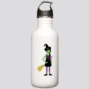 Magic Witch Water Bottle