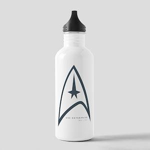 USS Enterprise Water Bottle