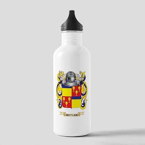 Butler Coat of Arms Water Bottle