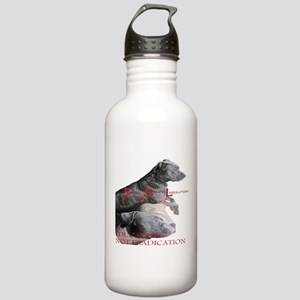 Pit bull anti BSL Stainless Water Bottle 1.0L