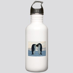 Emperor Penguin Courts Stainless Water Bottle 1.0L