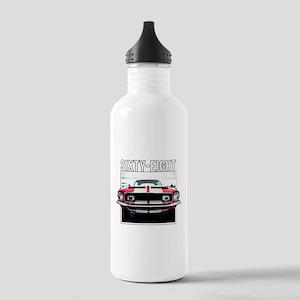 68 Mustang Water Bottle