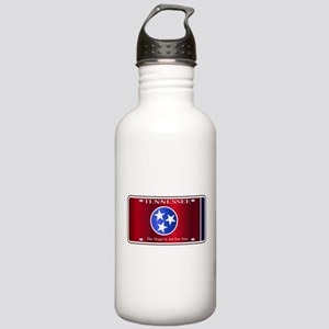 Tennessee State Licens Stainless Water Bottle 1.0L