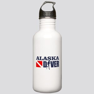 Alaska Diver Water Bottle