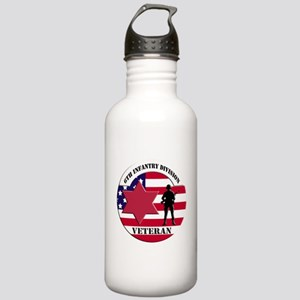 6th Infantry Division Water Bottle