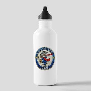 USS COTTEN Stainless Water Bottle 1.0L