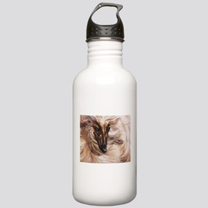 Afghan Hound Stainless Water Bottle 1.0L