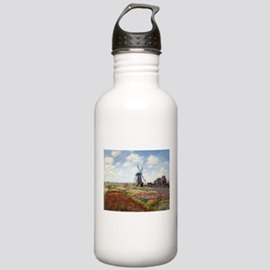 Monet Fields Of Tulip Stainless Water Bottle 1.0L