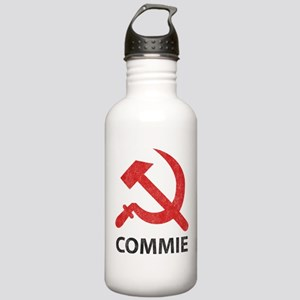 Vintage Commie Stainless Water Bottle 1.0L