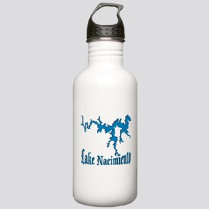 LAKE NACIMIENTO [4 blue] Stainless Water Bottle 1.