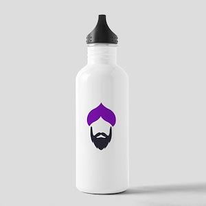 Funky Singh Purple Water Bottle