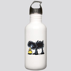 Affen n' Chick Stainless Water Bottle 1.0L