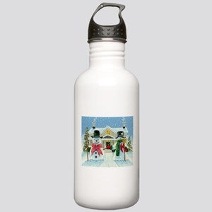 American Snowman Gothic Stainless Water Bottle 1.0