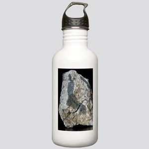 Rock from meteorite im Stainless Water Bottle 1.0L