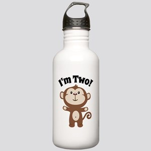 Monkey Im 2 Stainless Water Bottle 1.0L