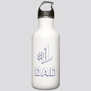 #1 Dad Jerry Seinfeld  Stainless Water Bottle 1.0L