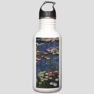 Claude Monet Water Lil Stainless Water Bottle 1.0L