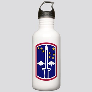172nd Infantry Brigade Stainless Water Bottle 1.0L