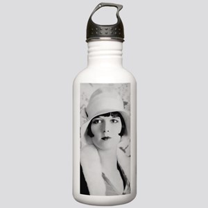 louise brooks silent m Stainless Water Bottle 1.0L