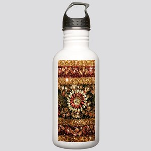 Beaded Indian Saree Ph Stainless Water Bottle 1.0L