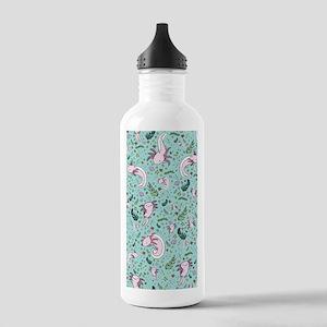 Axolotls Stainless Water Bottle 1.0L