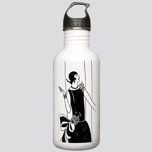 1920s vintage flappers Stainless Water Bottle 1.0L
