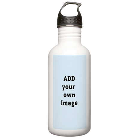 Add Image Stainless Water Bottle 1.0l