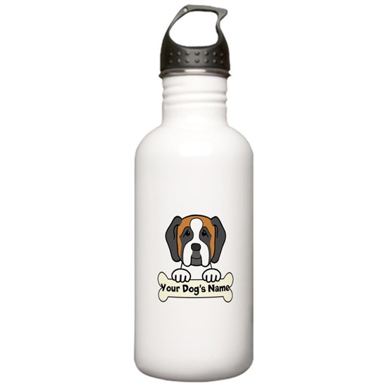 Personalized Saint Bernard
