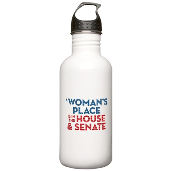 A Woman's Place Is In The House & Senate