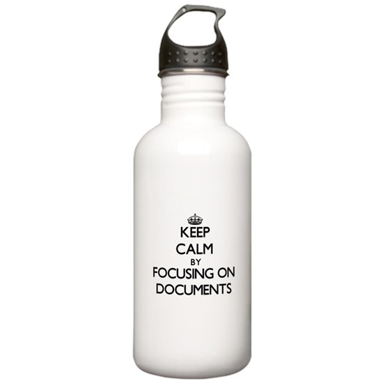 Keep Calm by focusing on Documents