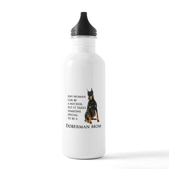 Doberman Mom