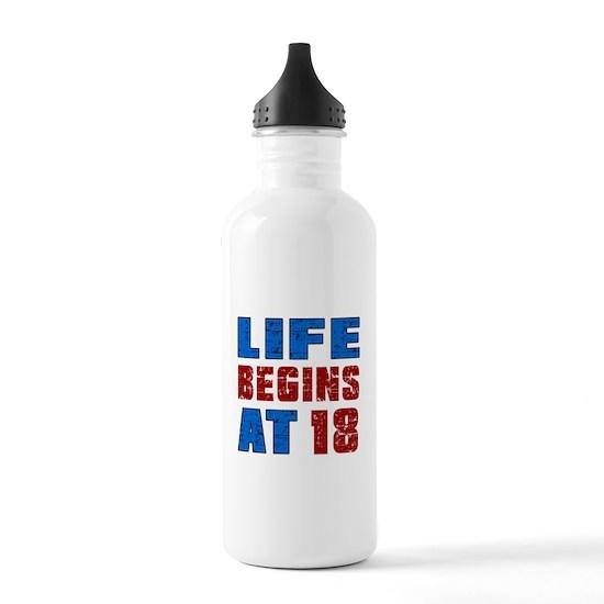Life Begins At 18