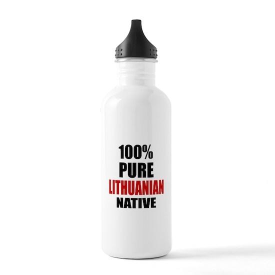 100 % Pure Lithuanian Native