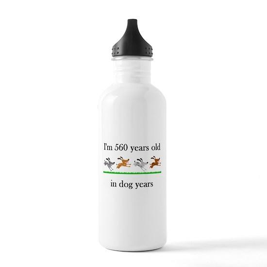 80 birthday dog years 1