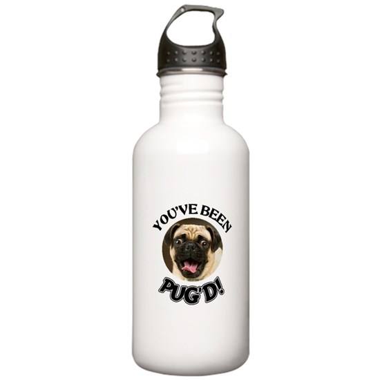 Youve Been Pug'd! - Funny Pug Dog