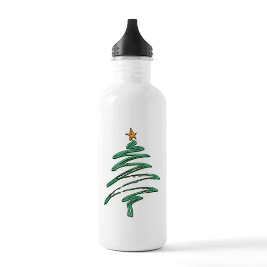 Swished Xmas Tree Logo copy